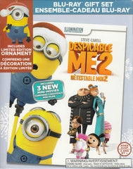 Despicable Me 2 (Limited Edition Gift Set) (Blu-ray + DVD + Digital Copy + UltraViolet + Carl Minion