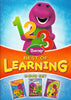 Barney Best of Learning 3-DVD Set (ALL) DVD Movie