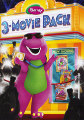 Barney 3-Movie Pack