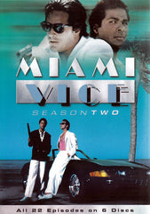 Miami Vice: Season 2 (Keepcase)