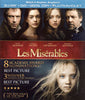 Les Miserables (Blu-ray + DVD + Digital Copy + UltraViolet) (Blu-ray) BLU-RAY Movie