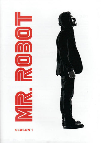 Mr. Robot - Season 1 (Boxset) DVD Movie