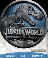 Jurassic World (Round Tin) (Blu-ray + DVD + Digital HD) (Bilingual) (Boxset)