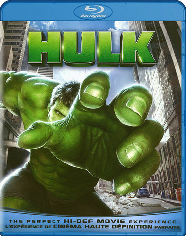 Hulk (Blu-ray) (Bilingual) BLU-RAY Movie