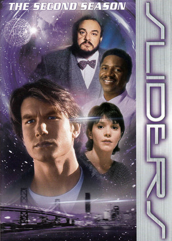 Sliders: Season 2 DVD Movie