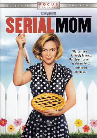 Serial Mom (Collector's Edition) DVD Movie