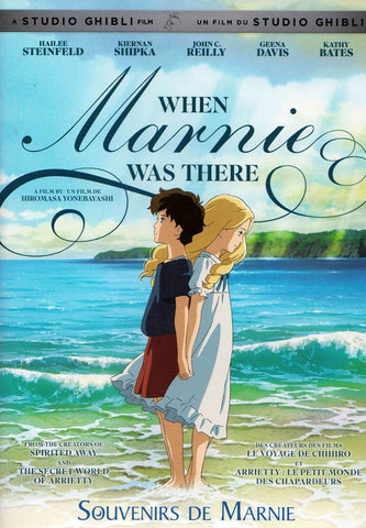 When Marnie Was There (Bilingual) DVD Movie