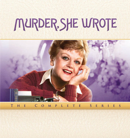 Murder, She Wrote: The Complete Series (Boxset) DVD Movie