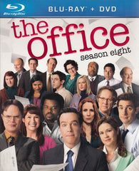 The Office - Season 8 (Blu-ray & DVD Combo Disc + UltraViolet) (Boxset)