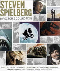 Steven Spielberg Director s Collection (Jaws ..... The Lost World) (Blu-ray) (Boxset)