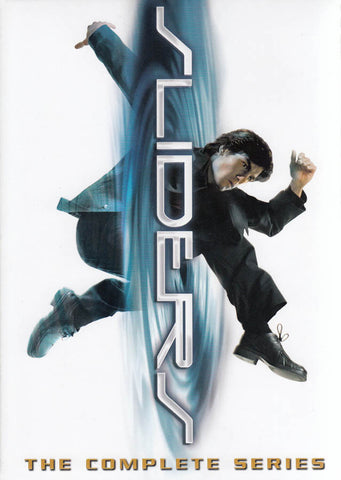 Sliders: The Complete Series (Boxset) DVD Movie