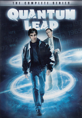 Quantum Leap: The Complete Series (Boxset) DVD Movie