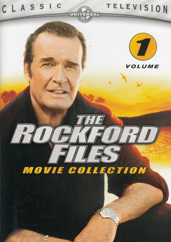 The Rockford Files - Movie Collection - Volume 1 DVD Movie