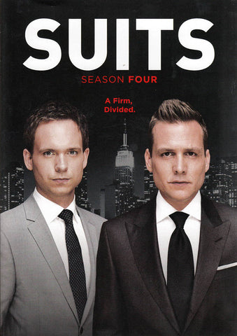 Suits - Season 4 DVD Movie