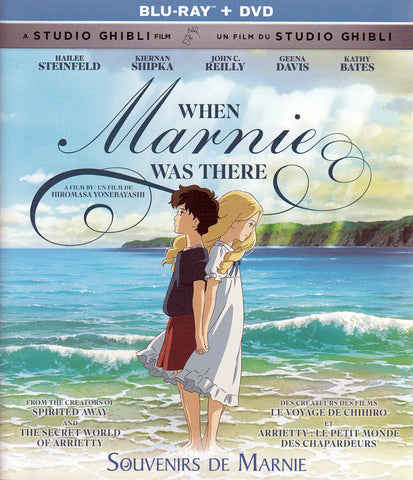 When Marnie Was There (Blu-ray+DVD)(Bilingual) (Blu-ray) BLU-RAY Movie