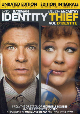Identity Thief (Unrated Edition) (Bilingual) DVD Movie