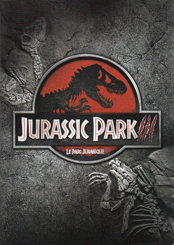 Jurassic Park III (Bilingual) DVD Movie
