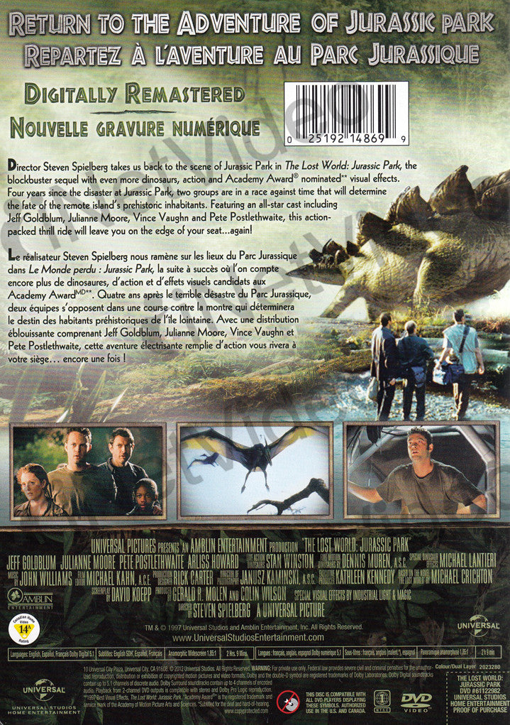 """an overview of the movie jurassic park 2 the lost world Pages in category fan films  """" this article is a stub you can help jurassic park fanon wiki by expanding it  the lost world jurassic park."""
