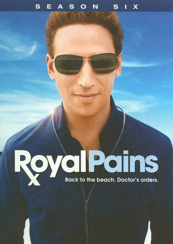 Royal Pains: Season 6 (Keepcase) DVD Movie