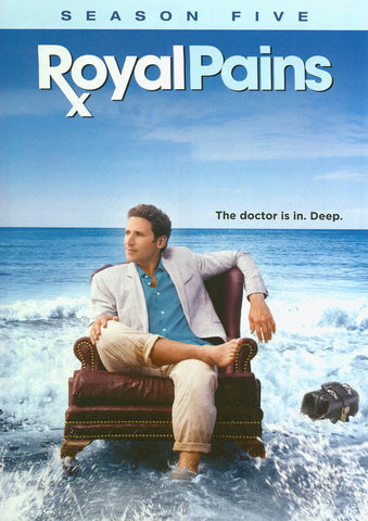 Royal Pains: Season 5 (Keepcase) DVD Movie