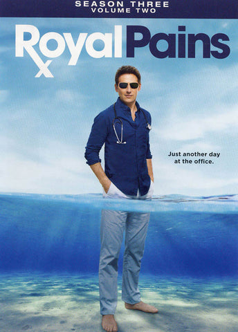 Royal Pains: Season 3 - Volume Two (Keepcase) DVD Movie