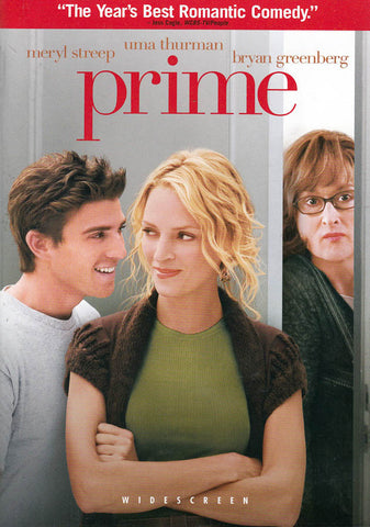 Prime (Widescreen Edition) DVD Movie