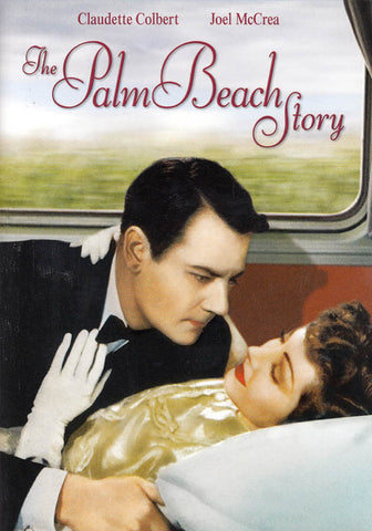 The Palm Beach Story DVD Movie