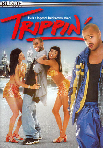 Trippin' (Blue Cover) DVD Movie