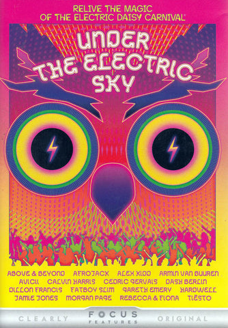 Under the Electric Sky DVD Movie