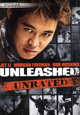 Unleashed (Jet Li) (Unrated Widescreen Edition) DVD Movie