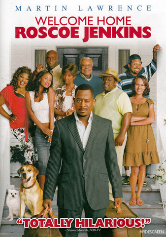 Welcome Home Roscoe Jenkins DVD Movie