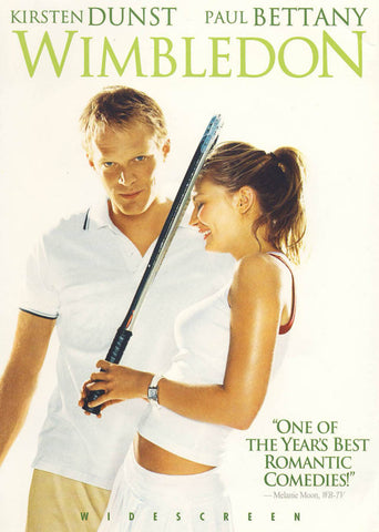 Wimbledon DVD Movie