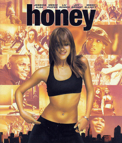 Honey (Blu-ray) BLU-RAY Movie