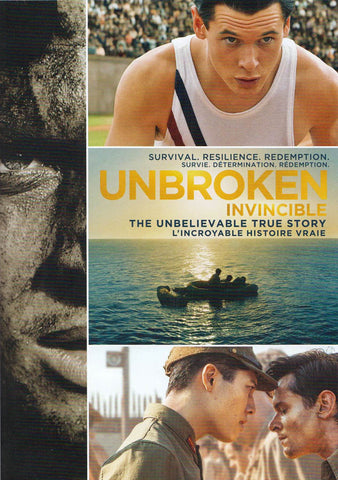 Unbroken (Bilingual) DVD Movie