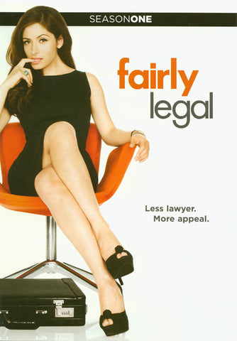 Fairly Legal - Season 1 (Keepcase) DVD Movie