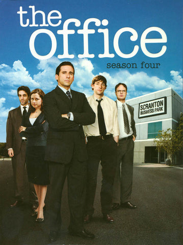 The Office - Season Four (Boxset) (US Version) DVD Movie
