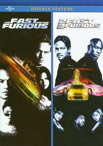 The Fast And Furious 2 Double Feature