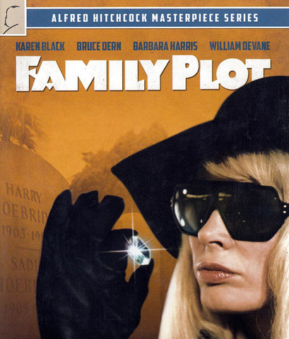 Family Plot (Blu-ray) BLU-RAY Movie