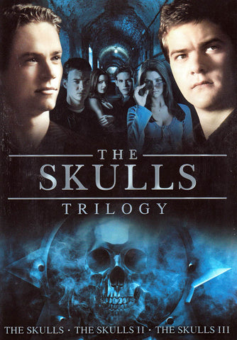 The Skulls Trilogy (The Skulls, The Skulls II, The Skulls III) DVD Movie