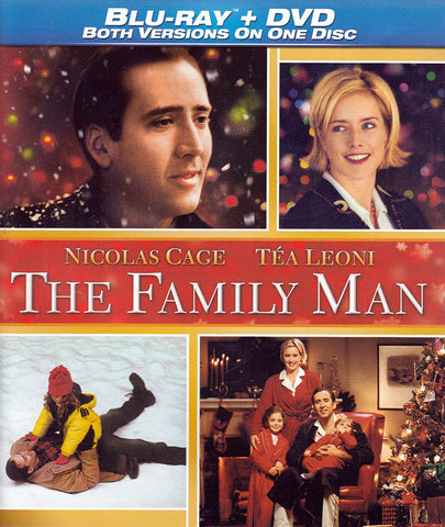 The Family Man (Blu-ray + DVD) DVD Movie