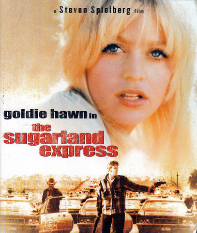 The Sugarland Express (Blu-ray) BLU-RAY Movie