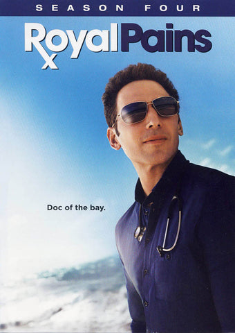 Royal Pains - Season 4 DVD Movie