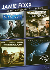 Jamie Foxx 4-Movie Spotlight Series (Miami Vice, Jarhead, The Kingdom, Ray)