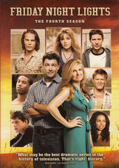Friday Night Lights: The Complete Fourth Season