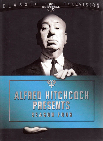 Alfred Hitchcock Presents: Season 4 DVD Movie