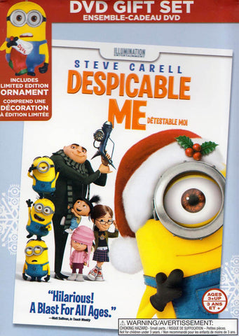 Despicable Me (Holiday Gift Set) (Bilingual) (Boxset) DVD Movie