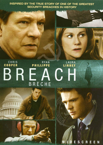 Breach (Widescreen) (Bilingual) DVD Movie