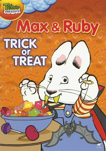 Max & Ruby - Trick or Treat DVD Movie