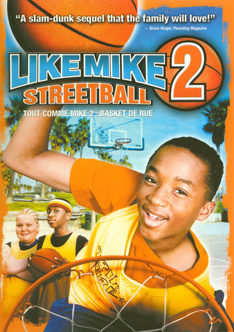 Like Mike 2 - Streetball (Bilingual) DVD Movie