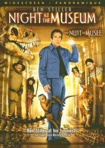 Night At The Museum (Widescreen Edition) (Bilingual) DVD Movie